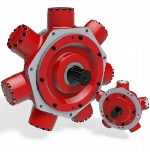 RadialPiston Motor